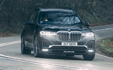 1 Alpina XB7 2021 UK first drive review hero front