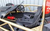 Ariel Atom V8 - interior