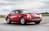 Aston Martin DB4 Zagato Continuation 2019 first drive review - hero front