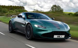 1 Aston Martin F1 edition 2021 UK FD hero front