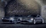 Aston Martin James Bond editions