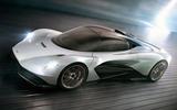 Aston Martin Valhalla - hero side