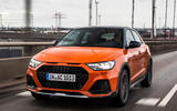 Audi A1 Citycarver 2019 first drive review - hero front