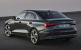 Audi A3 2020 - static rear