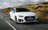 1 audi a5 coupe 2020 uk fd hero front