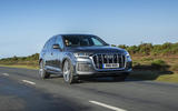 1 Audi Q7 road test review hero front