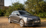 1 Audi S1 cherished owner opinion hero front