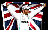 1 Autocar favourite racing drivers Lewis Hamilton union flag