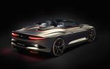 Bentley Bacalar Brickell 2020 - static rear