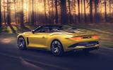 Bentley Mulliner Bacalar 2020 - hero rear
