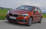 BMW 2 Series Active Tourer 2018 review hero front