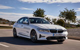 BMW 3 Series 320d Sport Line 2019 first drive review - hero front