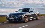 BMW 4 Series 2020 first drive review - hero front