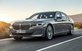 BMW 7 Series 750Li 2019 first drive review - hero front
