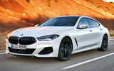BMW 8 Series Gran Coupe 2019 first drive review - hero front