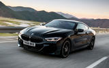 BMW 840d 2019 first drive review - hero front