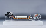 BMW's fuel cell powertrain