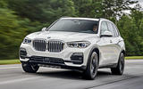 BMW X5 2019 first drive review hero front