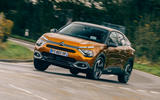 Citroen C4 Puretech 2021 UK (LHD) first drive review - hero front