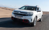 Citroen C5 Aircross 2018 first drive review - hero front