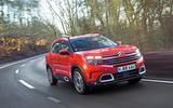 Citroen C5 Aircross - 2019 European Car of the Year nominee