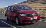 Top 10 city cars 2020 - Dacia Sandero