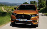 DS 7 Crossback PureTech 225 2018 review hero front