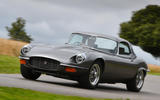 1 E Type Unleashed V12 2021 UK First drive review hero front