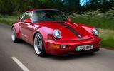 1 Everrati Porsche 964 2021 UK FD hero front