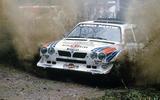 1 Favourite drivers Markku Alen Lancia