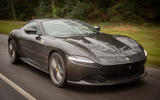 Ferrari Roma 2021 UK first drive review - hero front