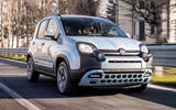 Fiat Panda Cross Hybrid 2020 first drive review - hero front