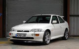Ford Escort RS Cosworth - one we found