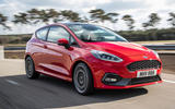 Ford Fiesta ST 2018 review hero front