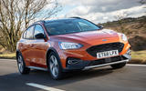 Ford Focus Active 2019 first drive review - hero front