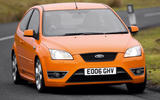 Ford Focus ST 2006 - tracking front