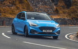 1 ford focus st edition 2021 uk fd hero front