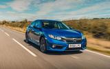 Honda Civic diesel four-door
