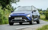 1 Hyundai Bayon 2021 UK FD hero front