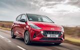 Hyundai i10 2020 - hero front