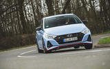 1 Hyundai i20 N 2021 UK first drive review hero front