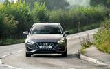 Hyundai i30 2020 UK first drive review - hero front