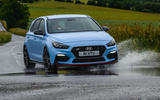 Hyundai i30 N 2020 UK first drive review - hero front