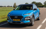 Hyundai Kona Hybrid 2019 first drive review - hero front