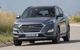 Hyundai Tucson 2.0 CRDI 48v 2018 first drive review hero front