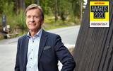 Autocar Awards 2020 Issigonis trophy winner Hakan Samuelsson