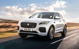 1 jaguar e pace p300e 2021 uk first drive review hero front