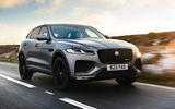 1 jaguar f pace 2021 uk first drive review hero front