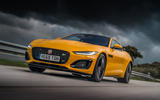 Jaguar F-Type Coupé 2020 first drive review - hero front
