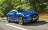 Jaguar I-Pace 2018 road test review - hero front